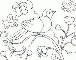 imagenes de mariposas faciles para dibujar dibujos de la primavera con mariposas para pintar colorear imágenes