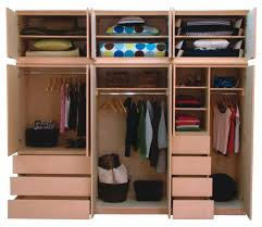 functional bedroom closet and cupboard examples that will make