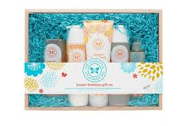 gift set bath time gift set the honest company