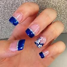 25 beste ideeën over silver tip nails op pinterest nagel