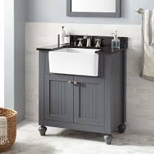 Free Standing Bathroom Sink Vanity Bathroom Freestanding Sink Vanity Signature Hardware