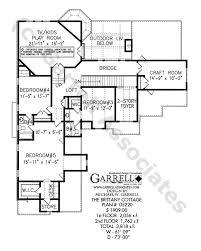 cottage house floor plans cottage house plan house plans by garrell associates inc