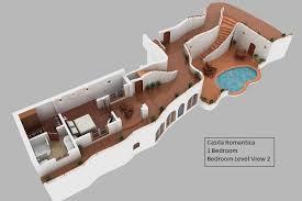small casita floor plans floor plan garage small home homes cabin modern designs mexican