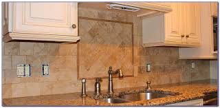 Tumbled Marble Backsplash Pictures by Tumbled Marble Mosaic Tile Backsplash Tiles Home Design Ideas