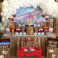 airplane baby shower vintage airplane baby shower party ideas airplane baby shower