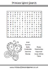 puzzle sheets word search kids puzzles and games