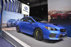 subaru sti 2018 subaru wrx and wrx sti look the same but are more capable