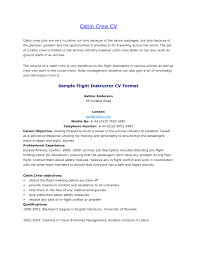Seamstress Resume Career Objective For Cabin Crew Resume Resume Ideas