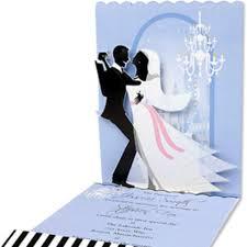 pop up wedding invitations brides