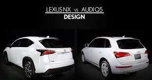 comparativa bmw x3 lexus nx lexus vende su nx comparándolo con el audi q5 autobild es