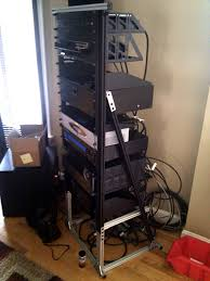 Homemade Stereo Cabinet Diy A V Rack Page 8 Avs Forum Home Theater Discussions And