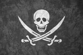 Picture Of A Pirate Flag Pirate Jolly Roger Grunge Flag By Undevicesimus On Deviantart
