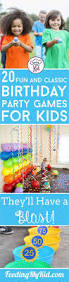 25 best kids party games ideas on pinterest kids birthday games