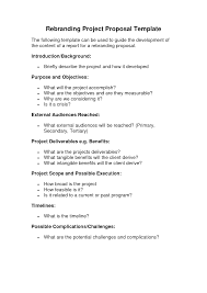 doc sample project proposal template free u2013 javaneh page 5