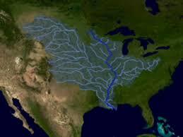 Mississippi rivers images Cilab mississippi river watershed jpg