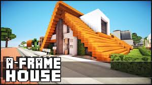 small frame cabin concrete washington chris barnes home building minecraft small frame house youtube