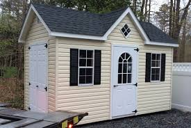 sheds our customized sheds are built to be spacious choose from a wide variety of styles and quality custom options all sheds come painted with double doors