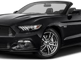 2014 Black Ford Mustang Ford Mustang Gt Tulsa 25 Black Ford Mustang Gt Used Cars In