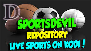 this is a great tutorial how to install sportsdevil to your kodi