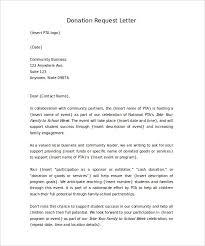 donation request letter sample pdf compudocs us