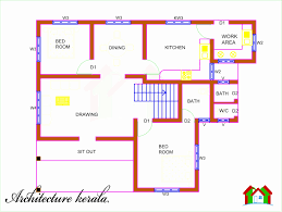 house plans in kerala with 5 bedrooms