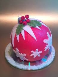 Christmas Cake Decorations On Ebay by Christmas Cake Cakes Cookies Cupcakes Pinterest Cake