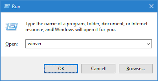How To Check If You by How To Check If The Windows 10 Anniversary Update Is Installed Or Not