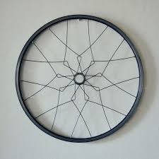 modern bicycle inspired home decor by straightgaugestudios on etsy