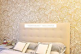 temporary wall paper temporary wallpaper jess lively