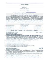 sales director u0027s resume cv sample