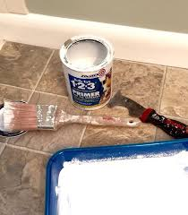 Bathroom Primer How To Repair Flaking Paint On Ceiling Snapguide