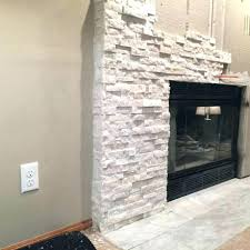 stone wall fireplace fireplace stone wall white quartz natural stacked stone veneer for