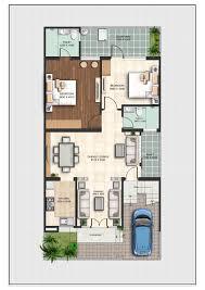 floor plan 150 yard solitaire valley