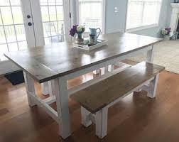 custom built table etsy