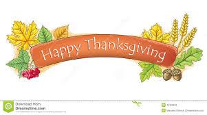 happy thanksgiving clip banner 101 clip