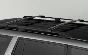 2007 Honda Element Roof Rack by Crossbars For Roof Rails Ex Models Pilot 2006 2008 143 99