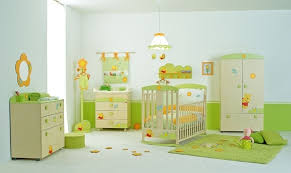 deco ourson chambre bebe chambre enfant idée chambre de bébé moderne winnie ourson deco