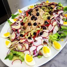 cuisine nicoise salad recipe nicoise saalade a day in the bite