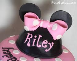 minnie mouse birthday cakes pink minnie mouse birthday cake