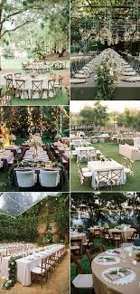 Pinterest Garden Wedding Ideas Outdoor Wedding Themes Wedding Seeker