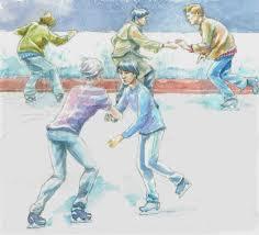 Hit The Floor Ao3 - supernatural on ice tennyo yuri on ice anime archive of