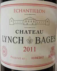 wine from château lynch bages 2011 château lynch bages bordeaux médoc pauillac