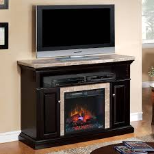 Small Electric Fireplace Setting Electric Fireplace Media Console U2014 Kelly Home Decor