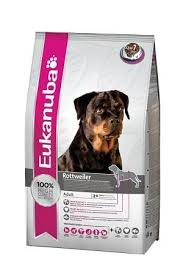 Eukanuba Dog Food Adult Rottweiler 12 Kg