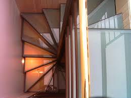 revetement pour escalier exterieur les finitions ehi escalier hélicoïdal industriel