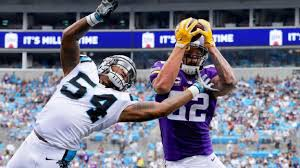 kyle rudolph stats videos highlights pictures bio