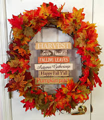 wreath quick and easy diy fall wreath celebrate u0026 decorate