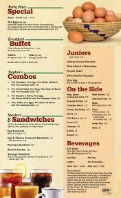 daphne u0027s family restaurant breakfast menu