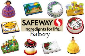 Cake Order Safeway Bakery Special Occasion Cakes Family Finds Fun