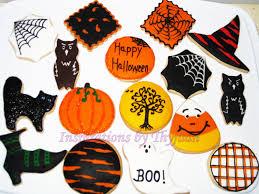 halloween cookies recipe u2014 dishmaps